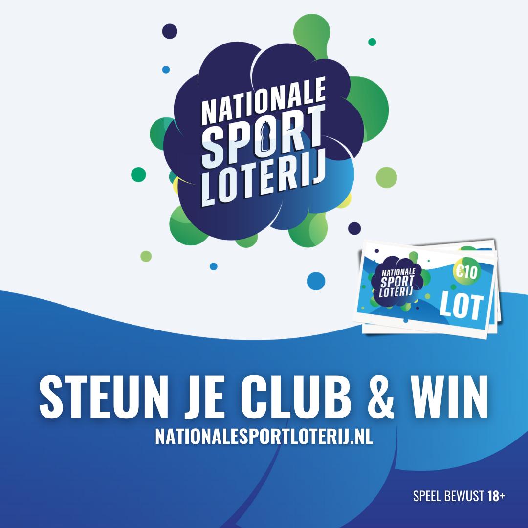 Nationale Sport Loterij is opgeheven