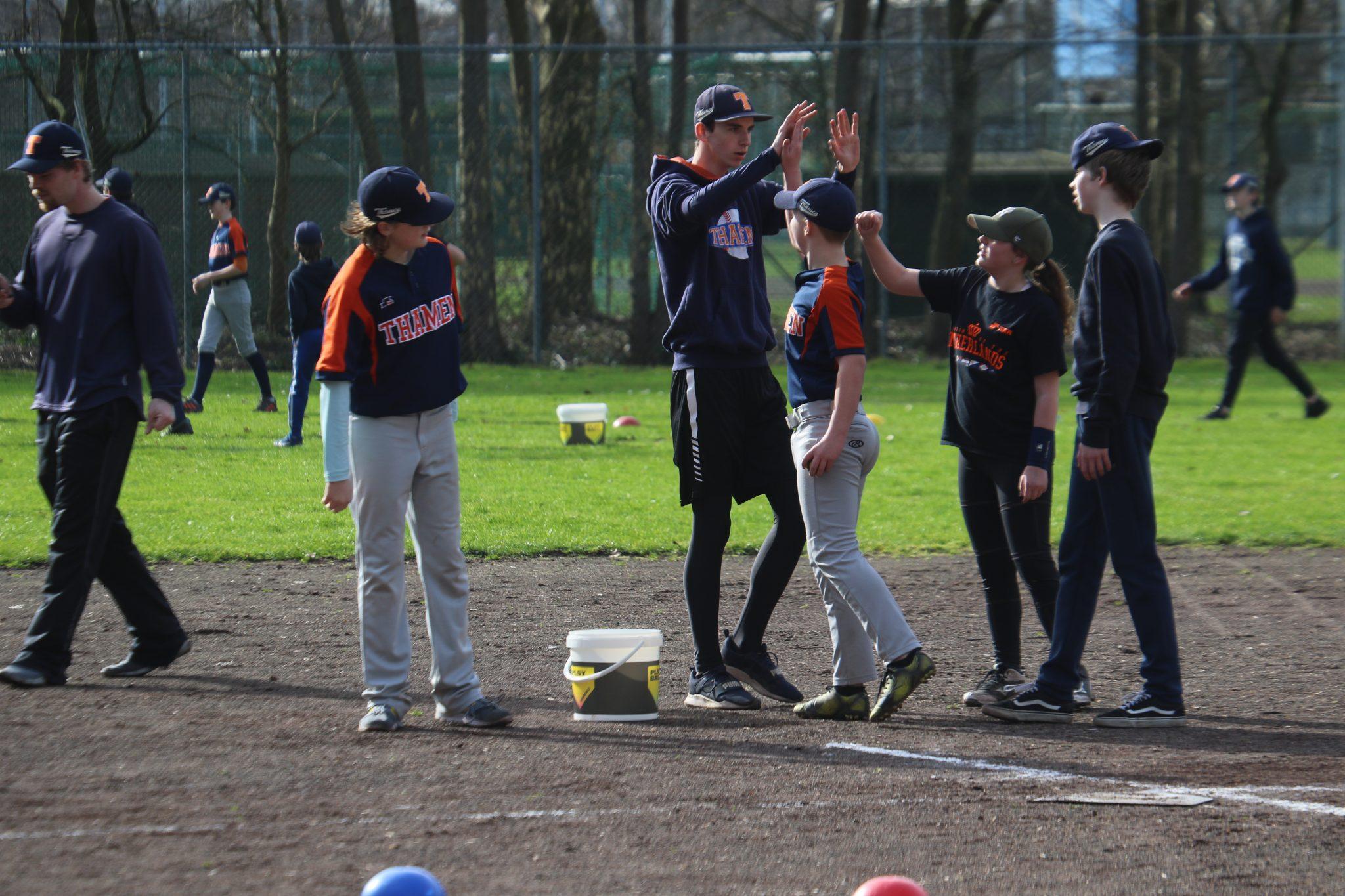 Baseball5 groot succes