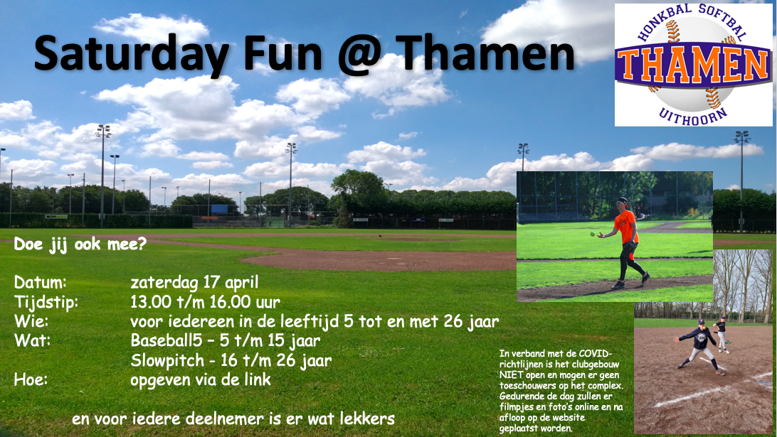 Saturday Fun @ Thamen
