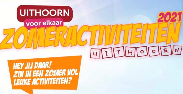 Uithoorn voor Elkaar - Zomeractiviteiten en ook Thamen doet mee!